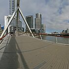 Yarra View: Melbourne Australia by Colin  Ewington
