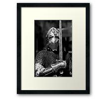 Knight Framed Print