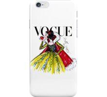 Vogue Snow White iPhone Case/Skin
