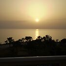 cyprus sunset by sally-ann rawlinson