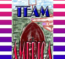 TEAM AMERICA by pjmurphy