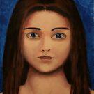 Acrylic Girl by Robert O'Neill