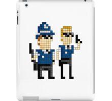 Hot Fuzz - Pixel Art iPad Case/Skin