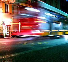 Autobus by Alessandro Florelli