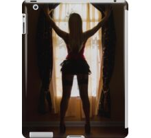 Look Through My Window iPad Case/Skin
