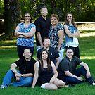 Britt Family by Brittany Kinney