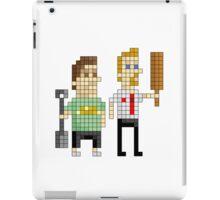 Shaun of the Dead - Pixel Art iPad Case/Skin