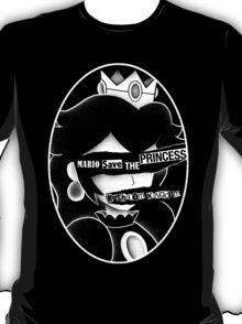 Mario save the princess T-Shirt