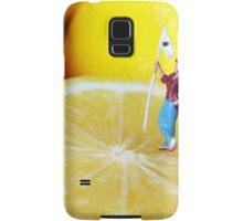 Golf Game On Lemons Samsung Galaxy Case/Skin