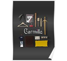 Carmilla Items Poster