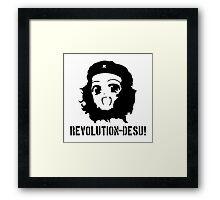 Revolution Desu! - Che Guevara - Otaku - Anime Framed Print