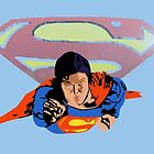 Superman by Tommy J Housman