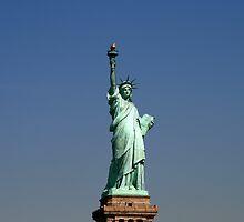 Statue of Liberty by pmarella