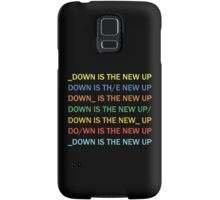 Radiohead - Down Is The New Up Samsung Galaxy Case/Skin