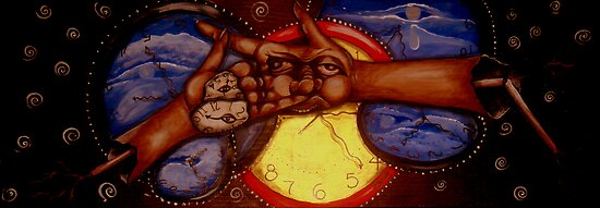 THE HANDS OF TIME by helene ruiz