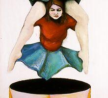 Taking On the Burden II by Amanda Burns-El Hassouni