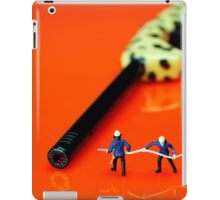 Fire Fighters And Fire Gun iPad Case/Skin