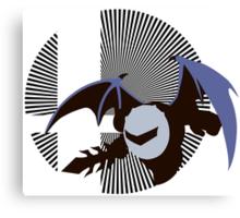 Meta Knight - Sunset Shores Canvas Print