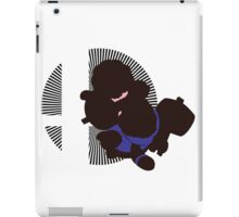 Ice Climbers - Sunset Shores iPad Case/Skin