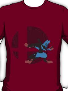 Mega Lucario - Sunset Shores T-Shirt
