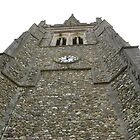 Thaxted Church Tower by Susan E. King