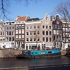 Houses of Amsterdam by CherylBee