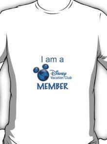 I Am A Disney Vacation Club Member T-Shirt