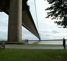 the humber bridge by dougie1