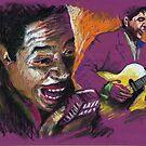 Jazz Jazzman by Yuriy Shevchuk
