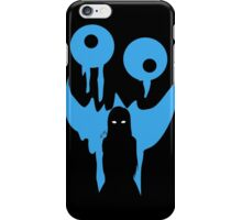 The Face In The Painting iPhone Case/Skin