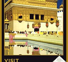 Visit India by Vintagee