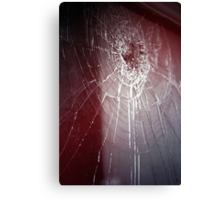 Shattered Dreams Canvas Print