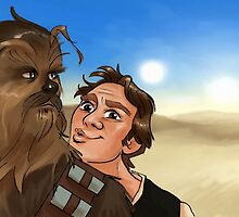 Star Wars selfie series: #5 by livielightyear