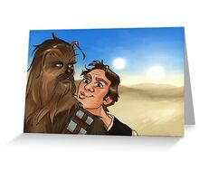 Star Wars selfie series: #5 Greeting Card