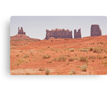 RT14 - Monument Valley Canvas Print