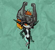 Toon Warrior Twilight Imp by skywaker