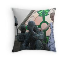 Comforting Touch Throw Pillow