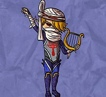 Toon Warrior Ninja by skywaker