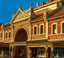 Adelaide Fruit and Produce Exchange by indiafrank