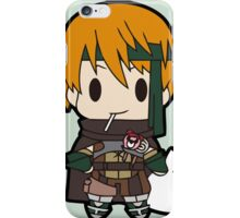 Gaius Chibi iPhone Case/Skin