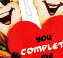 Valentine's Day! Sandwich Valentine Sticker