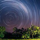 Startrails in Australia's remote Outback by Speedy