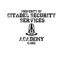 C-SEC Academy Photographic Print