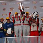 2007 Bathurst 1000 Podium by Craig Stieler