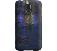 Christmas Lights on Ice Samsung Galaxy Case/Skin