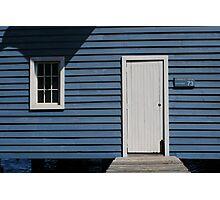 Crawley Edge Boatshed, Perth Photographic Print