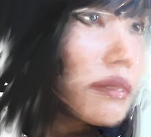 me...painted by mimi yoon