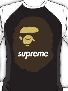 Bape x Supreme T-Shirt