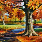 Bristol Fall by LeonidAfremov