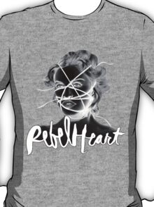 Madonna Rebel Heart - Inverted T-Shirt